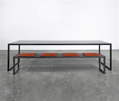 cingtisch mit bank table and bench on 01 bancos de silvio rohrmoser