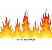 Fire Flame Stock Illustrations 67675 Clip Art