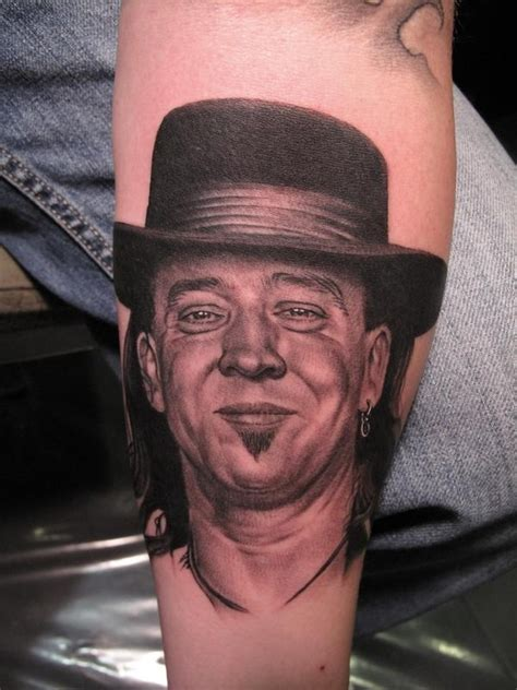 badass tattoos  youre slightly obsessed  stevie ray vaughan society  rock