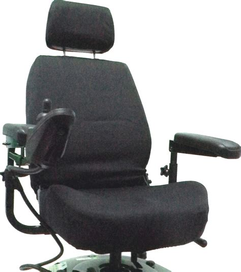 wheelchair replacement seat upholstery power chair or scooter captain seat cover drive medical