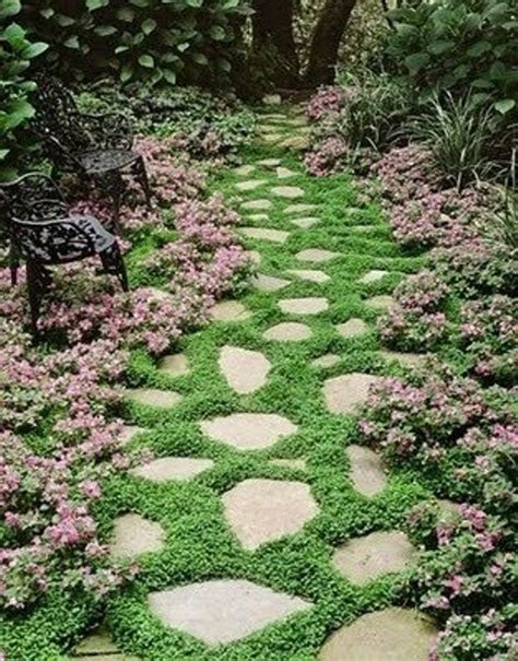 Amazing Kitchen Designs 43 awesome garden stone paths digsdigs