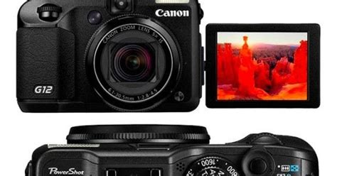 Lensa Canon G12 kamera dslr dengan harga dibawah 4 juta