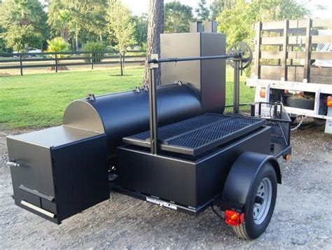 custom pit custom made bbq grills smokers car interior design