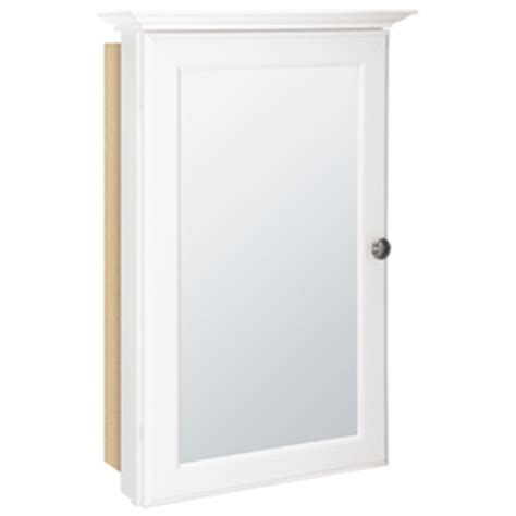 shop estate by rsi recessed medicine cabinet at lowes
