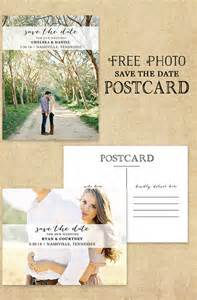 save the date postcards templates free free photo save the date card http www weddingchicks