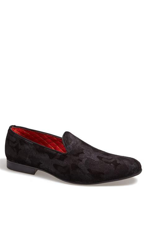 aldo loafers mens aldo waverly loafer in black for lyst
