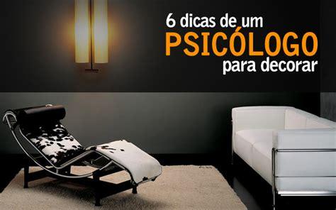 poltrona psicologo 6 dicas de um psic 211 logo para decorar o seu lar ess 234 ncia