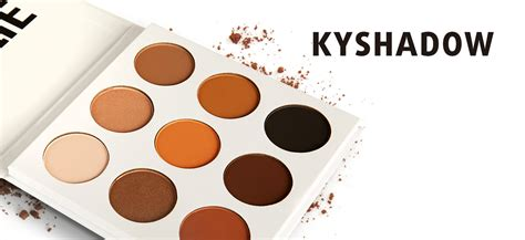 Kyshadow Bronze Palette Eyeshadow kyshadow jenner eyeshadow bronze palette the