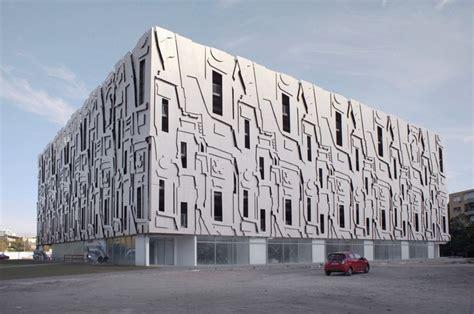 Parking Garage Design Standards baroque parking garage milan mijalkovic ppag