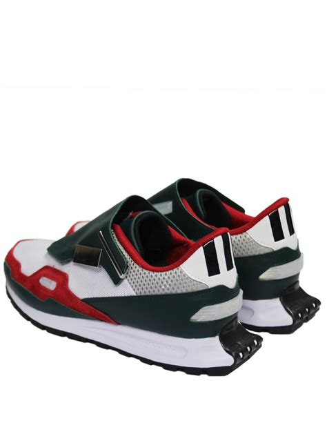 raf simons shoes canada raf simons x adidas formula one 1 trainers redgreenwhite in white for lyst