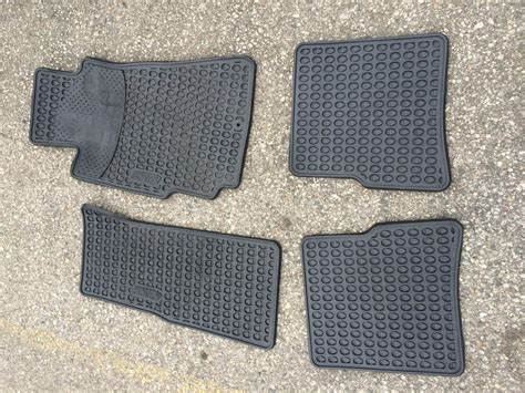 Floor Mats Rx8 Fs Rx8 Factory Winter Floor Mats Rx8club