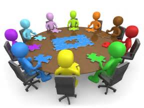 victory life christian staff meeting