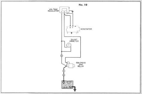 1946 ford headlight switch wiring diagram headlight
