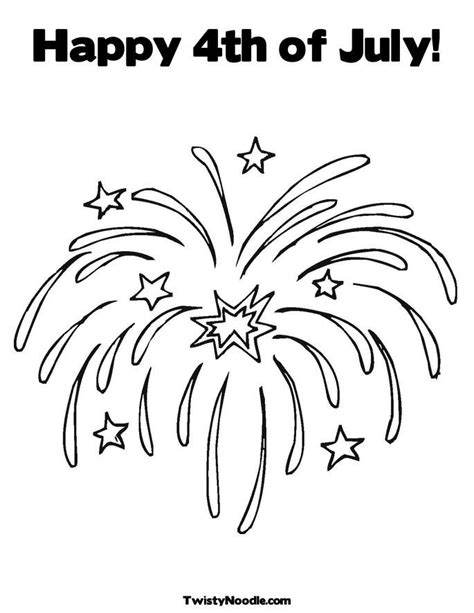 fourth of july coloring pages for kids coloring home
