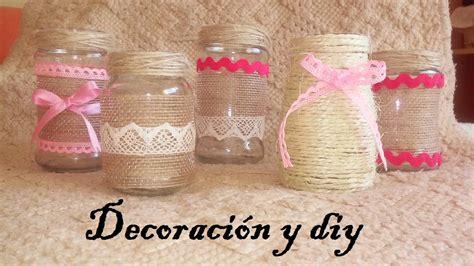 decorar tarros de cristal con puntillas diy c 243 mo decorar tarros de cristal eventos y decoraci 243 n