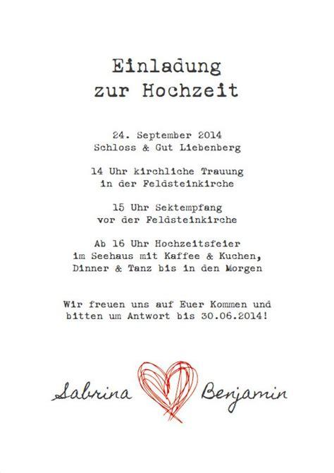 Vorlage Hochzeitseinladung by Hochzeitseinladung Alte Schreibmaschine Ideen Hochzeit