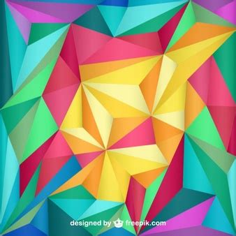 triangular texture vectors   psd files