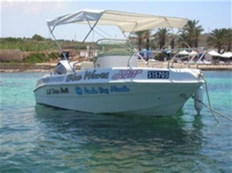 large boat rentals ta rent a boat in malta explore creeks lagoons and hidden