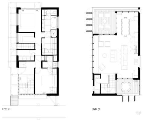 floating home floor plans casa flotante en seattle