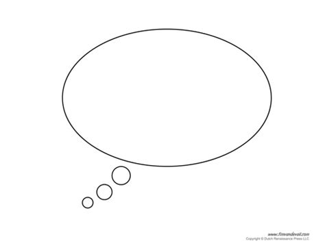 free printable speech bubble templates pdf format