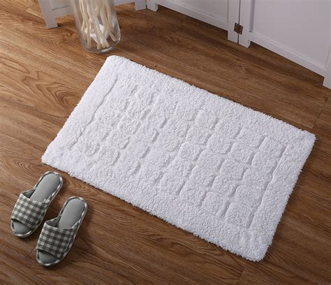 bathroom runners cotton online get cheap white rug aliexpress com alibaba group