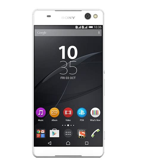 Sony Xperiq C5 Ultra Dual Black Ready Cod Nego Tipis sony xperia c5 ultra dual 16 gb available at snapdeal for