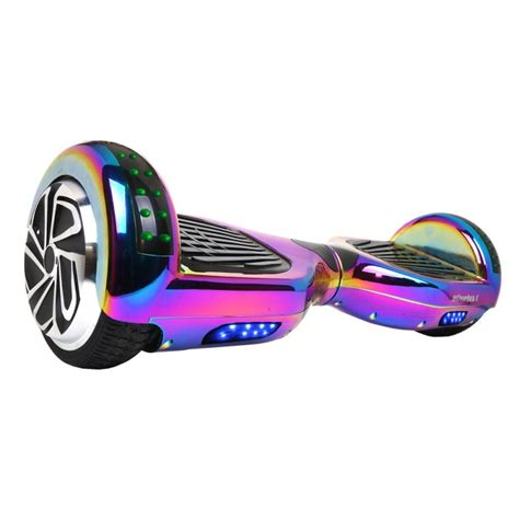 hoverboard with bluetooth and lights hoverheart ul 2272 certified hoverboard 6 5 quot bluetooth