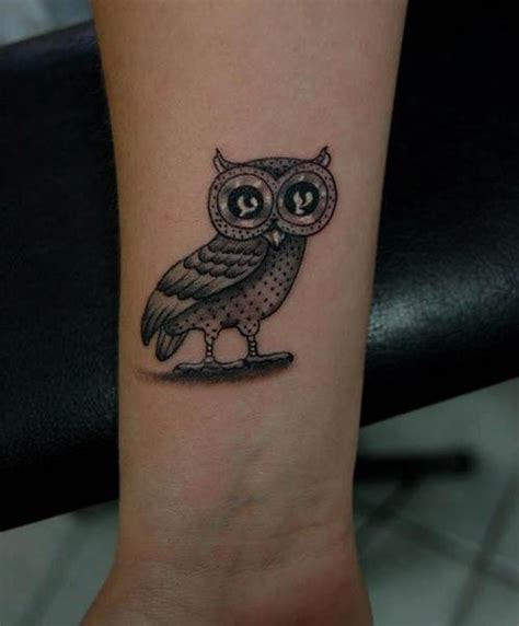 design tattoo owl 35 awesome owl wrist tattoos design