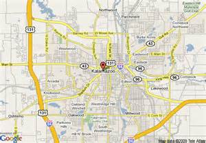 us map kalamazoo michigan map of comfort inn kalamazoo kalamazoo