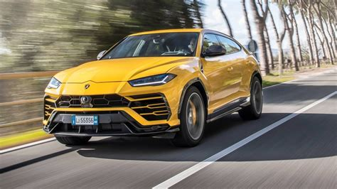 Lamborghini Urus Acceleration by The Best High End Performance Suvs Ranked Acceleration