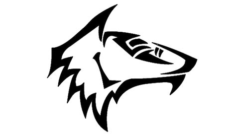 tribal coyote tattoos coyote images designs