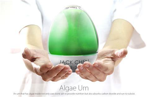 designboom urn algae urn designboom com