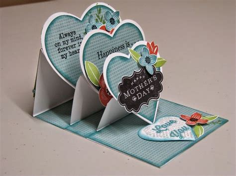 Shaped Handmade Cards - 37 best images about s day on happy