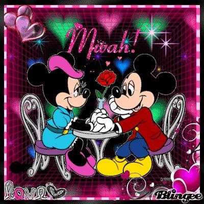 imagenes de halloween que brillen mickey and minnie in love sl picture 105934498