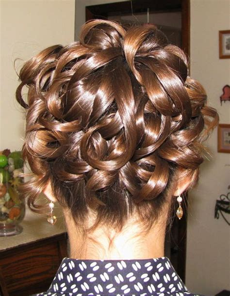 upstyles for mid to long hair hairxstatic upstyles gallery 2 of 2