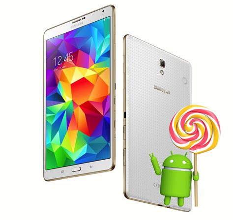 samsung galaxy tab s android 5 0 lollipop update might take a of months more the