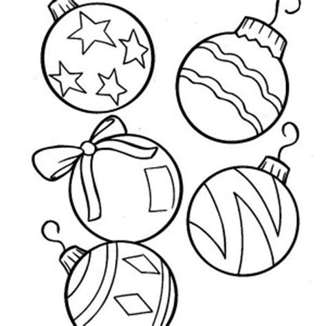 free coloring pages of christmas lights cooloring com