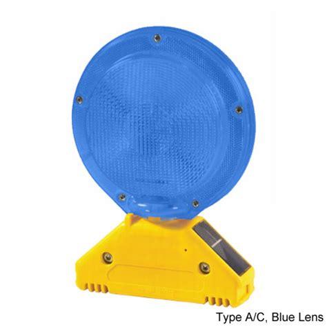 Aid Lights Solar Barricade Lights Cableorganizer Com Solar Powered Barricade Lights