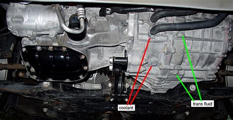 Where Is The Inverter Coolant Drain On The 2013 Prius C2