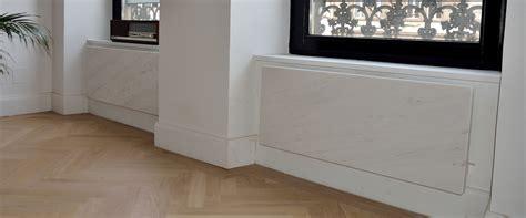 chauffage inertie seche 452 chauffage en marbre whitegray sodielec berger