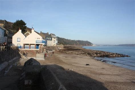 boat store kingsand cawsand beach looking out to rame head picture of the