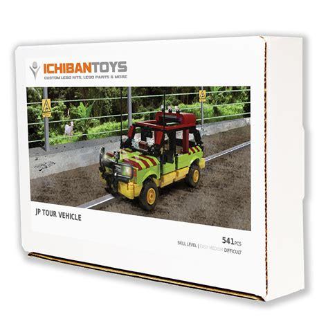 Boys Bedroom Color Ideas jurassic park tour vehicle custom lego kit mightymega