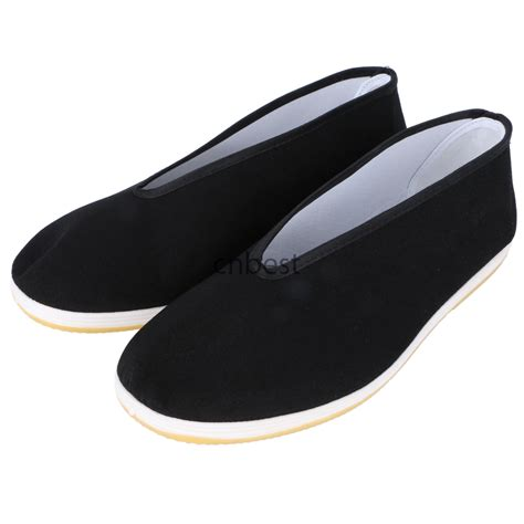 kung fu shoes kung fu chi shoes rubber sole cotton