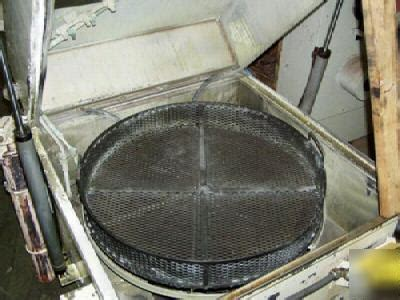 Adf Parts Washer - adf top load parts washer no 800 5 hp 19421