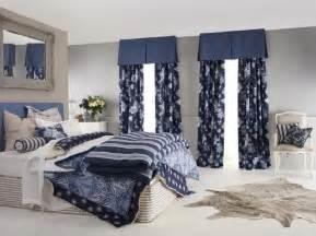 Blue Bedroom Curtains Ideas Tende Moderne