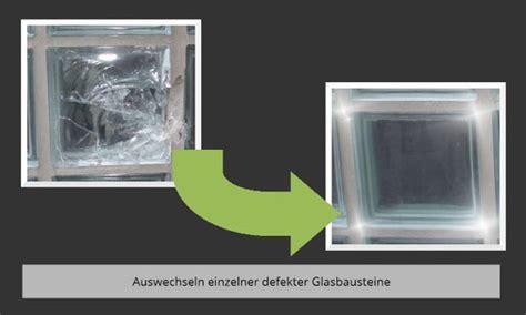 Glasbausteine Austauschen by Austausch Defekter Glasbausteine Glasbau Nymeyer Gmbh