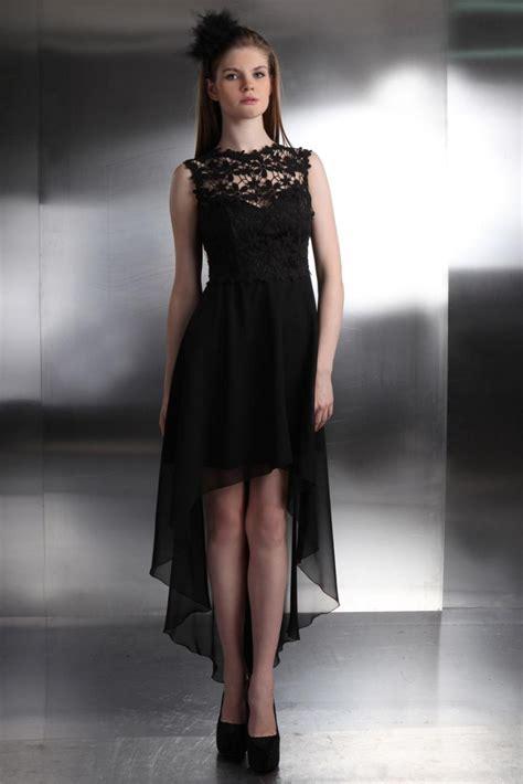 abschlussballkleid schwarz spitze kleiderfreuden