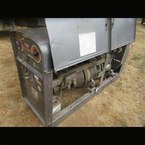 lincoln sae  diesel engine drive welder  sale lincoln electric welder supplier