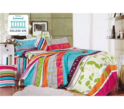 college comforter sets twin xl comforter set college ave dorm bedding sets xl