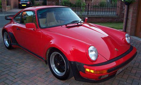 Porsche 911 Turbo 1986 by Porsche 911 Turbo 1986